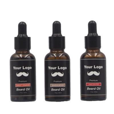 Nature and Organic Premium Beard Oil Sample Set
